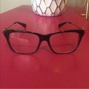 Michael Kors. Tortes & Gold. Glasses.